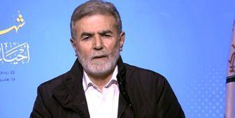 هشدار  دبیرکل جهاد اسلامی به صهیونیستها