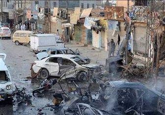 دومین حمله تروریستی در جمعه سیاه پاکستان