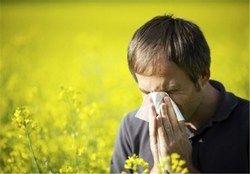 حساسیت فصلی با تغییرات آب و هوایی افزایش پیدا می کند