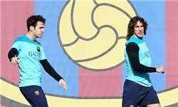 پویول کاپیتان همیشگی بارسلونا است