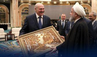 روحانی با تحویل هدایای نفیس رئیسجمهوری به میراثفرهنگی موافقت کرد