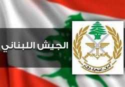 انهدام «هسته تروریستی» وابسته به داعش توسط ارتش لبنان