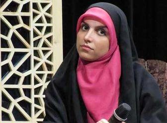 واکنش شدید مجری خوش حجاب به جنجال خانوادههای چندهمسری/عکس