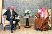 رایزنی وزیر خارجه سعودی و رابرت مالی درباره پرونده هستهای ایران