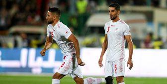 واکنش دو قلوهای تیم ملی به پیروزی پر گل تیم ملی