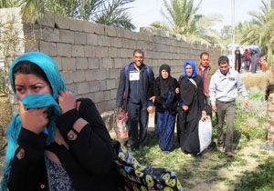90 هزار سکنه فلوجه در محاصره داعش