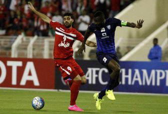 حریف پرسپولیس با هواپیمای اختصاصی به عمان می رود