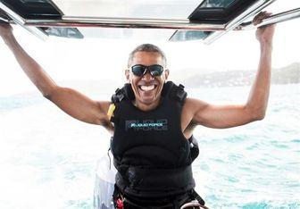 تعطیلات اوباما به پایان رسید