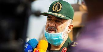 فرمانده سپاه: جنگ نظامی علیه ایران از گزینه های دشمن خارج شده است
