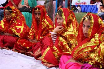 ازدواج پسر کویتی و دختر هندی با مهریه جنجالی