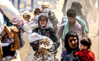 یافتن لقمه ای نان به منزله فاجعهای برای مردم سوریه است