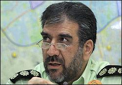 کاهش آمار زورگیری در تهران