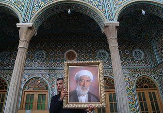مراسم ترحیم حجتالاسلام احمدی برگزار شد