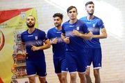 بازیکنان تیم ملی فوتسال ایران اعلام شد+اسامی