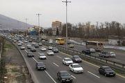 آخرین وضعیت ترافیکی جاده های کشور امروز 24 مهر 1400/ تردد روان در محورهای چالوس، هراز و فیروزکوه