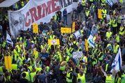 فرانسه در آستانه یکی از بزرگترین اعتصابهای سراسری