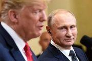 پاسخ پوتین به تحریم های آمریکا علیه روسیه