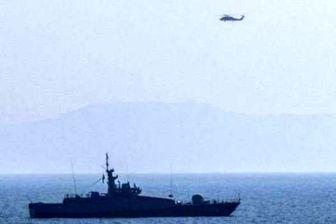 ناوگروه پنجاهم ارتش به کشور بازگشت