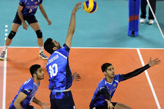 ایران3 چین 0 / رد شدن والیبالیست ها از دیوار چین