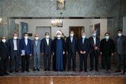 آخرین جلسه تیم اقتصادی دولت حسن روحانی به همراه عکس یادگاری