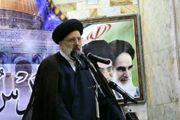 حجتالاسلام رئیسی بر مزار شهید چمران/ عکس