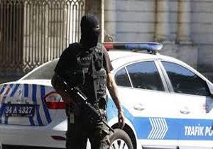 حمله مسلحانه به خودرو پلیس در استانبول