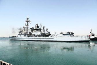 رزمایش دریایی قطر و فرانسه در خلیج فارس آغاز شد