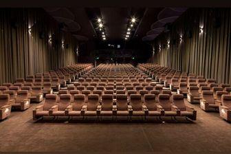 بازگشایی سینماها با آرایش و چیدمان خاص صندلی ها در شهرهای سفید