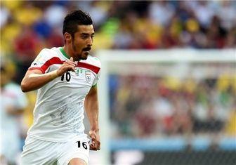 اولین تمرین قوچاننژاد با الکویت