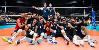 بیانیه فدراسیون والیبال در پی حوادث اخیر/سهمیه المپیک، هدیه تیم ملی به مردم شریف ایران