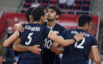 دلخوری ملیپوشان والیبال از رسانههای ایران