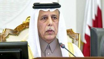 تقدیر شیخ احمد از نقش ایران در خروج قطر از تحریم