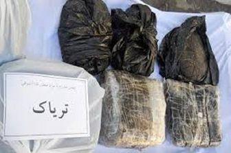کشف بیش از ۸۶۰ تن مواد مخدر در کشور