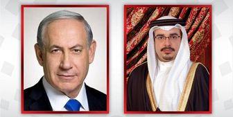 تماس تلفنی نتانیاهو با ولیعهد بحرین