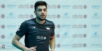 اتفاق عجیب برای ستاره والیبال ایران