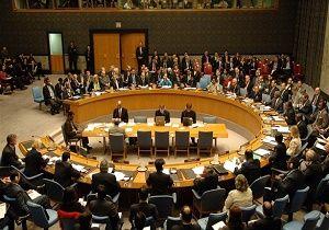 لغو جلسه شورای امنیت سازمان ملل درباره سوریه