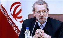 لاریجانی: ایران به دنبال اسباببازی هستهای نیست