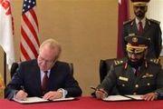 امضای قرارداد سامانه پدافند هوایی بین آمریکا و قطر