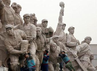 مجسمههای غولپیکر