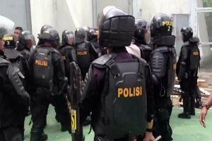 فرار بیش از صد زندانی در اندونزی در پی شورش