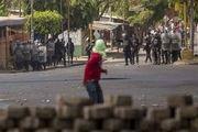 افزایش شمار تلفات درگیری های نیکاراگوئه به ۲۵ نفر