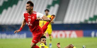 گل آل کثیر و علی کریمی در نظرسنجی بهترین گل آسیا