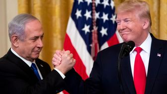 پایان ماه عسل ۴ ساله ترامپ و نتانیاهو