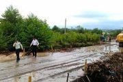 اسکان اضطراری بیش از 23 تن از سیل و آب گرفتگی