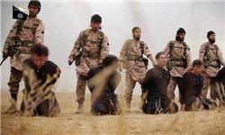داعش ۵ افسر عراقی را اعدام کرد