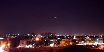 حمله موشکی صهیونیستها به دمشق؛ نتانیاهو به ایران تهمت زد