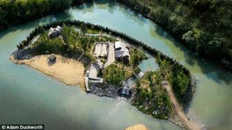 جزیره گنج میلیونرانگلیسی + عکس