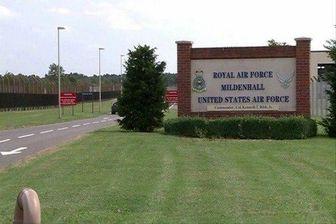 بسته شدن پایگاه نظامی آمریکا در انگلیس