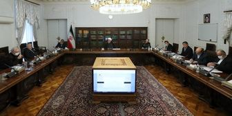 جلسه ستاد ملی مبارزه با کرونا با حضور رئیس جمهور برگزار شد