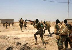 نیروهای عراقی قصدی برای ورود به خاک سوریه ندارند